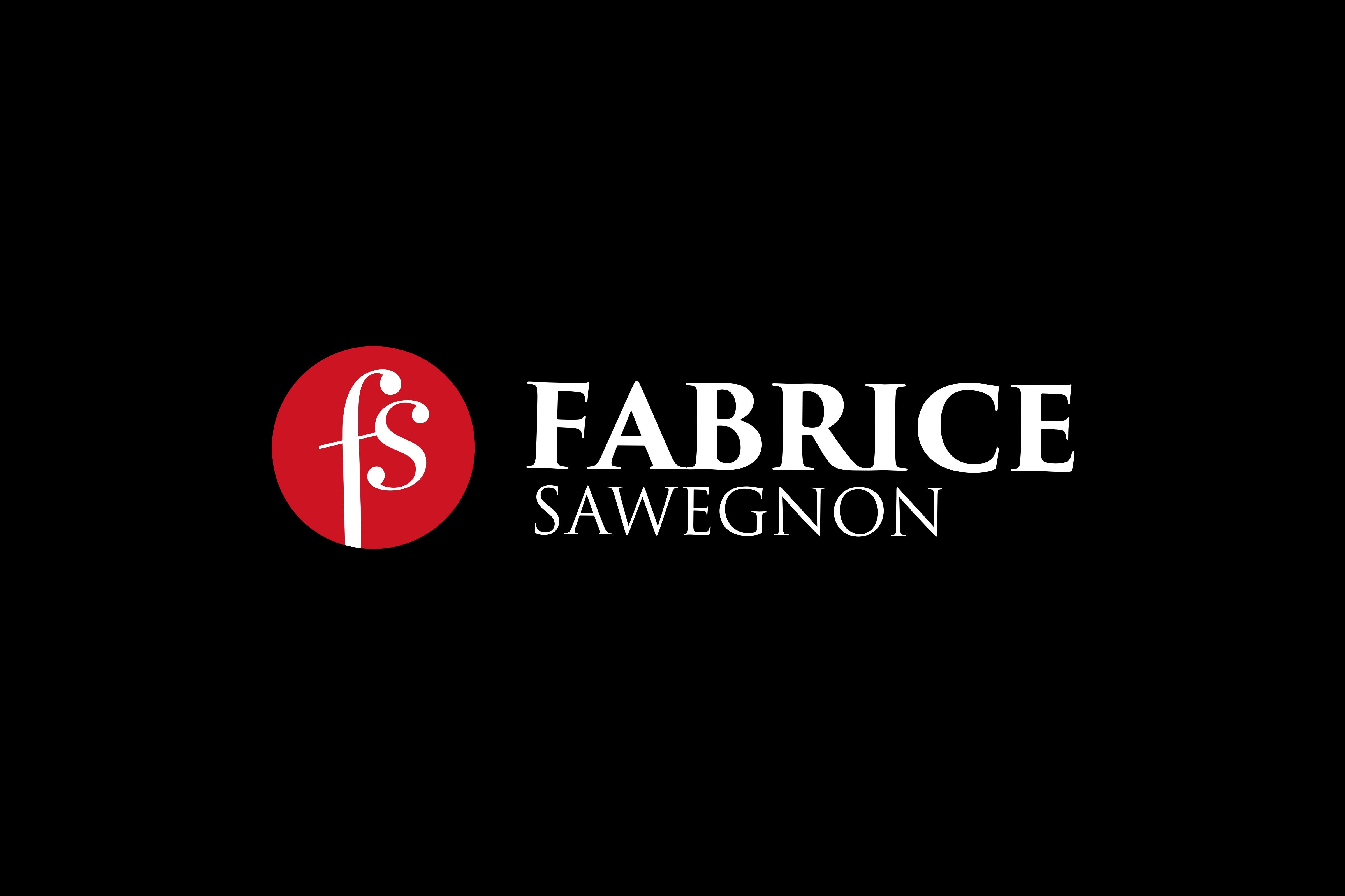 logo Fabrice Sawegnon