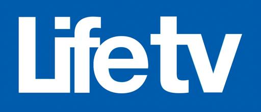 logo Life TV - Fabrice Sawegnon, Homme de médias