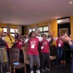 Conférence AWF – Fabrice Sawegnon engagé dans l'empowerment des femmes